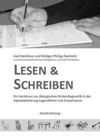 LESEN&SCHREIBEN (Handreichung und Aufgabenbogen)