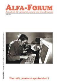 ALFA-FORUM Nr. 54/55 (2004)