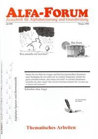 ALFA-FORUM Nr. 42 (1999)