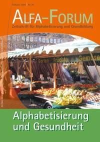ALFA-FORUM Nr. 70 (2009)