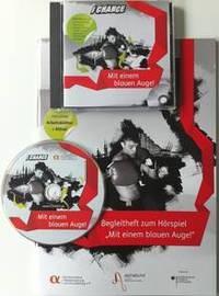"""Begleitheft+Hörspiel-CD """"Mit einem blauen Auge!"""""""