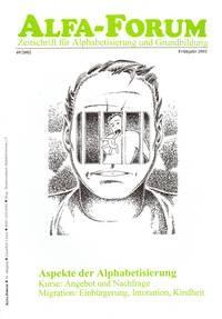 ALFA-FORUM Nr. 49 (2002)