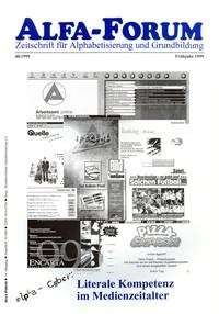 ALFA-FORUM Nr. 40 (1999)