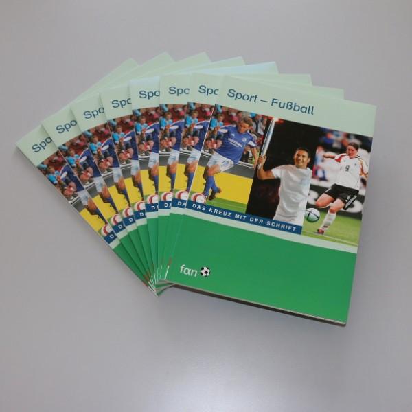 Sport - Fußball (Paket mit 8 Exemplaren)