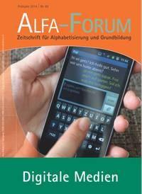 ALFA-FORUM Nr. 85 (2014)