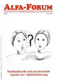 ALFA-FORUM Nr. 48 (2001)