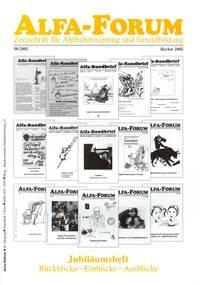 ALFA-FORUM Nr. 50 (2002)