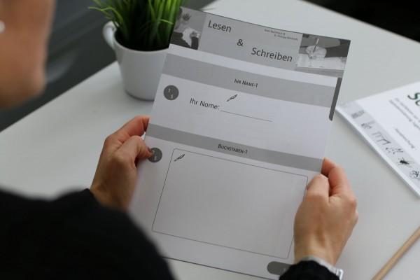 LESEN&SCHREIBEN (ergänzender Aufgabenbogen)