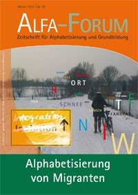 ALFA-FORUM Nr. 78 (2011)