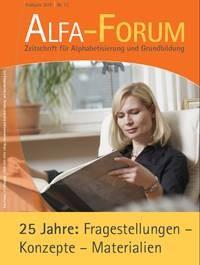 ALFA-FORUM Nr. 73 (2010)