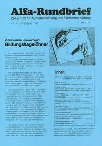 Alfa-Rundbrief Nr. 6 (1987)
