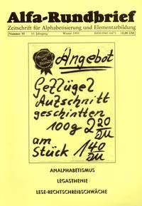 Alfa-Rundbrief Nr. 30 (1995)