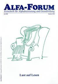 ALFA-FORUM Nr. 41 (1999)