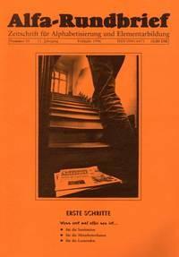 Alfa-Rundbrief Nr. 31 (1996)