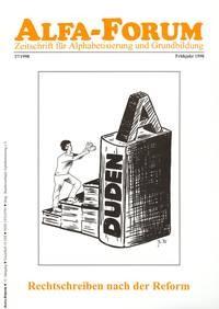 ALFA-FORUM Nr. 37 (1998) Kopien